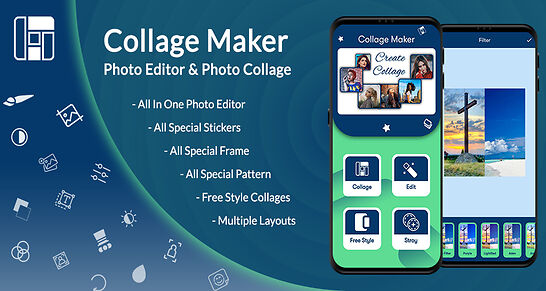 Collage Maker & Photo Editor
