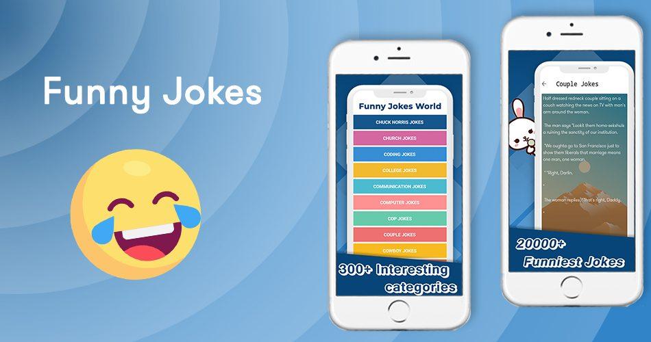 Funny Jokes – Keep Smiling